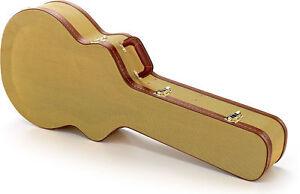 new tweed dreadnought hard shell acoustic guitar case for gibson j45 martin d28 ebay. Black Bedroom Furniture Sets. Home Design Ideas