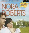 Loving Jack by Nora Roberts (CD-Audio, 2013)