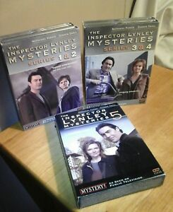 bol.com | The Inspector Lynley Mysteries - SE series 1 t/m ...
