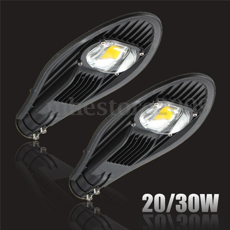 20W 30W LED Road Street Parking Flood Light Industrial