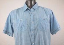 Pd & Co Men's Short Sleeve Shirt Size L