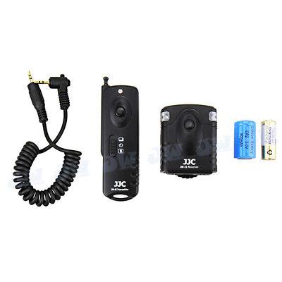 JJC JM-C radio trigger remoto per PowerShot sx50 sx60 HS g16 g10 g11 g12 g1x MK II