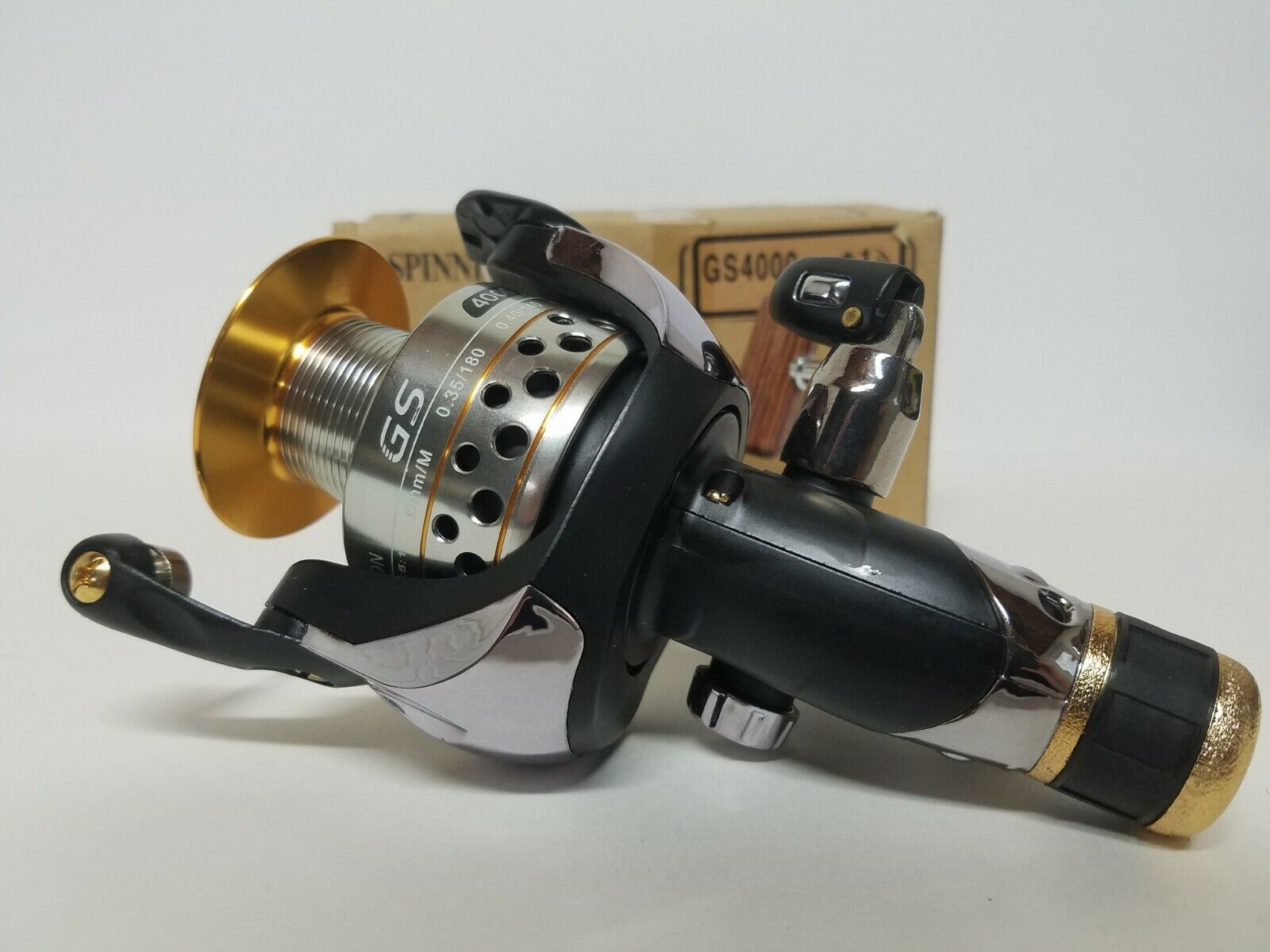 NEW Seahawker Seahawker Seahawker GS4000 Spinning Fishing Reel 3ff24d