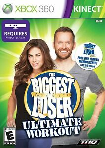 The-Biggest-Loser-Ultimate-Workout-XBOX-360-Game-Used-Complete