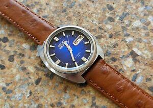 Vintage-Seiko-Actus-21-Jewels-Automatic-7019-7350-Kanji-April-1974-JDM-36-5mm