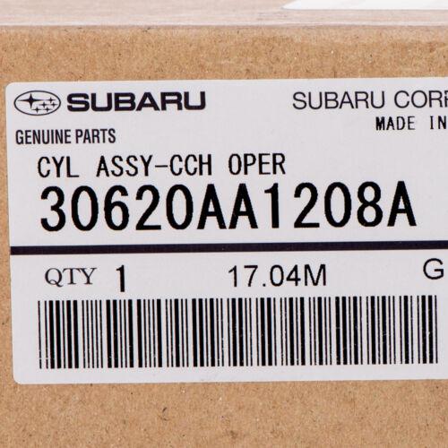 OEM 2002-2005 Subaru Manual M//T Clutch Slave Cylinder Baja WRX NEW 30620AA1208A