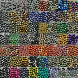 Natural-Gemstone-Round-Spacer-Beads-4mm-6mm-8mm-10mm-12mm-Wholesale-Assorted