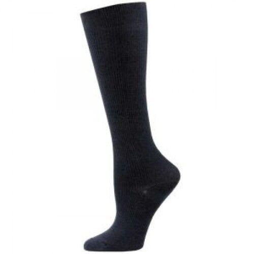 Nurse Medical Healthcare Unisex 10-14 mmHG Compression Socks 3 Colors Reg /& XL