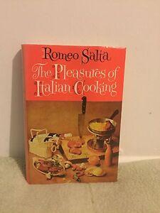 the pleasures of italian cooking