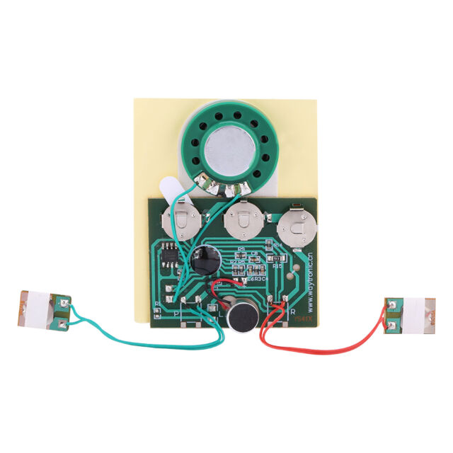 30s greeting card recordable voice chip music sound chip module musical diy js wired double button control 30s greeting card recordable voice chip music sound chip module musical diy js wired double button control ebay m4hsunfo