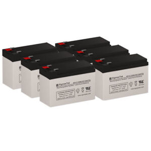 Compatible Replacement Battery Set Emerson-Liebert GXT2 2000 UPS GXT2-2000RT120