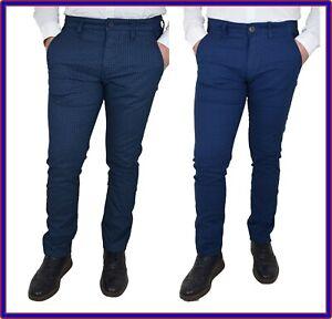 c9f3b2614b84 Caricamento dell'immagine in corso Guy-pantaloni-da-uomo-slim -fit-elasticizzati-in-