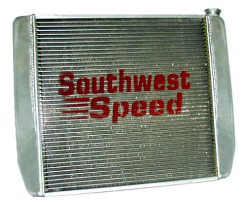 """NEW SWS RACING RADIATOR,FORD 19/"""" TALL X 26/"""" WIDE X 3/"""""""