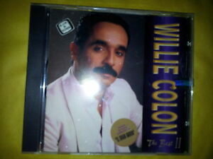 WILLIE-COLON-THE-BEST-II-12-TRACKS-CD