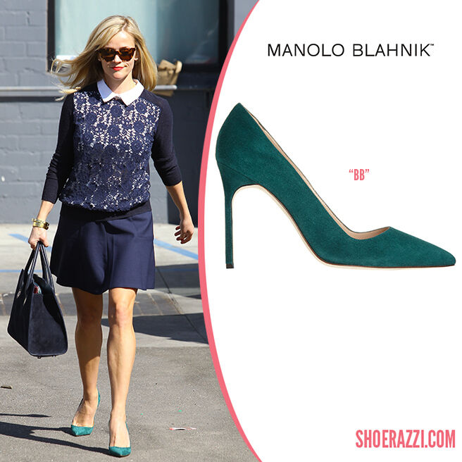 New Manolo Blahnik BB 105 Suede Teal Green shoes Heels Pumps 35.5 40 40.5 41 41