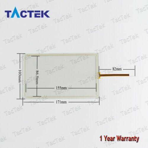6AV2 123-2GB03-0AX0 Touch Screen for 6AV2123-2GB03-0AX0 KTP700 Membrane Keypad