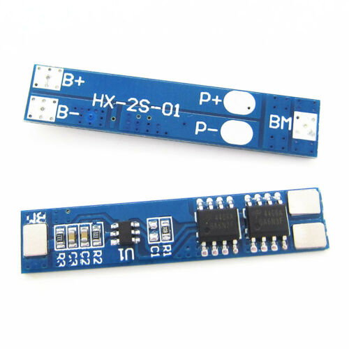 5A 2S 7.4V 8.4V Li-ion Lithium Battery 18650 Charger Protection Board Module