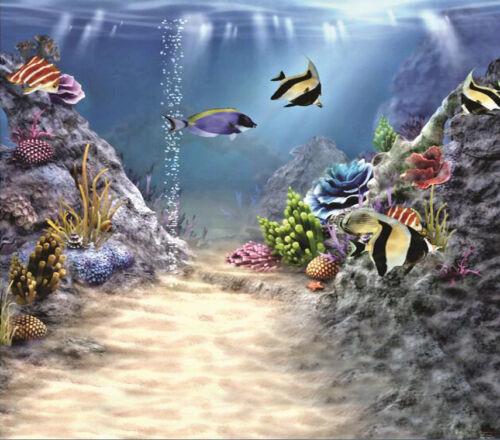 fish 33 Garage Door Murals Wall Print Decal Wall Deco AJ WALLPAPER AU 3D Sea