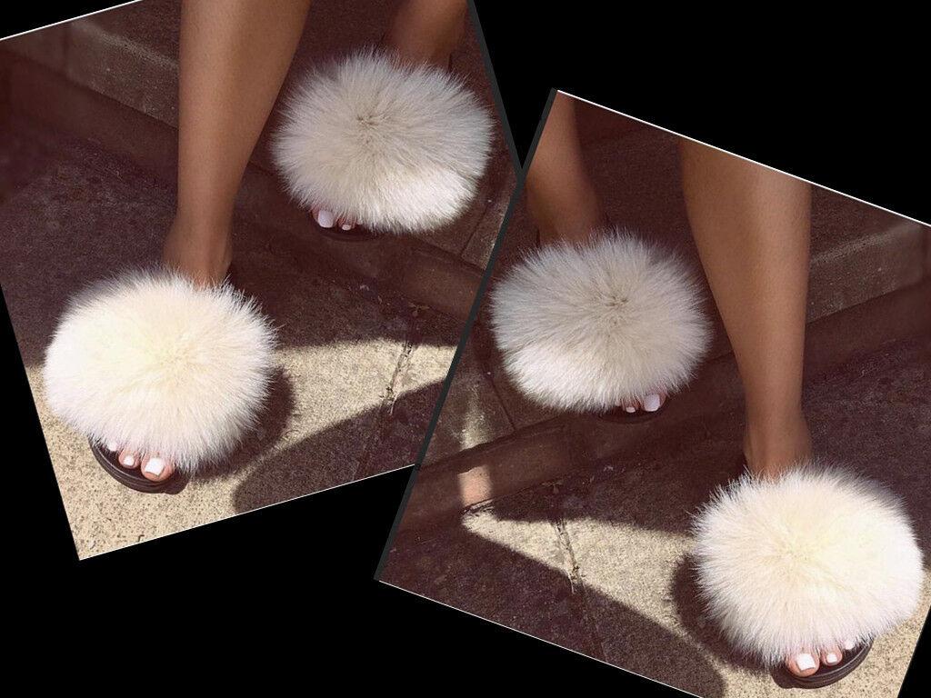 Damenschuhe Damenschuhe Damenschuhe Vera Pelliccia Schuhe Basse Morbidi Infradito Pantofole Passanti Sandalei 030e7a