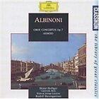 Tomaso Albinoni - Albinoni: Oboe Concertos, Op. 7; Adagio (1995)