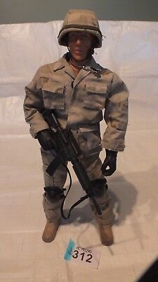 1/6 Action Man Power Team World Peace Custode Action Figure Soldato Lotto Px312-mostra Il Titolo Originale