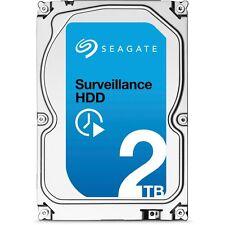 "Seagate SkyHawk 2 TB, ST2000VX008, interne Festplatte, 3,5"", 64 MB Cache, SATA3"