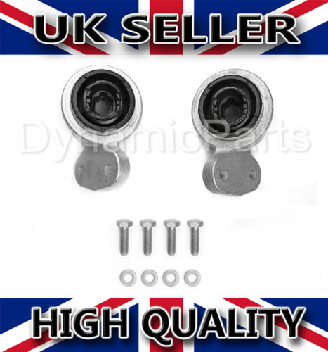 BMW 3 SERIES E46 Z4 E85 E86 2000-09 FRONT TRAILING CONTROL ARM BUSH PAIR