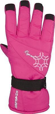 WINTERHANDSCHUHE pink Ski-Handschuhe Thinsulate® Wärmeisolation 0401//FUC