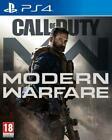 Call of Duty: Modern Warfare (Sony PlayStation 4, 2019)