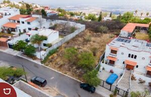 Terreno panorámico a la venta en Vista Real Country Club, Querétaro