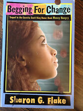 Begging for Change by Sharon G. Flake (2007, Paperback, Revised) store#2987