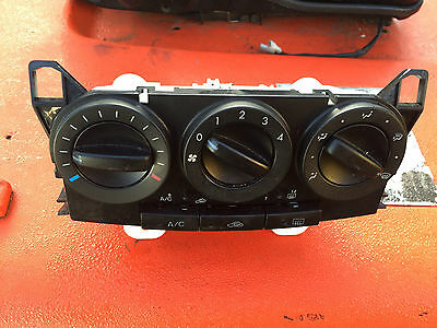 2007 MAZDA 5 TS2 A/C HEATER CONTROLS UNIT