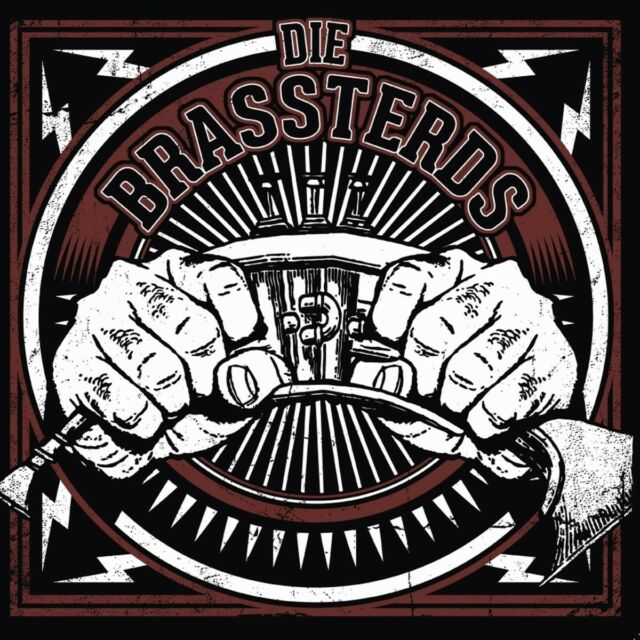 DIE BRASSTERDS - NEW STUDIO ALBUM   CD NEW!