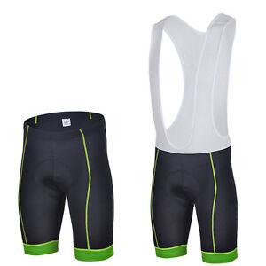 Men-039-s-Cycling-Shorts-Bib-Shorts-Padded-Bike-Bicycle-Bib-Short-Knicks-S-5XL