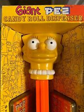 The Simpsons Talking Lisa Simpson Giant Pez Dispenser Very Rare