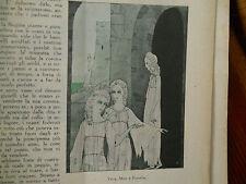 il giornalino della domenica originale anni 20  Edina Altara Sassari