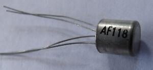 AF118 TRANSISTOR GERMANIUM PNP - N.O.S. x1