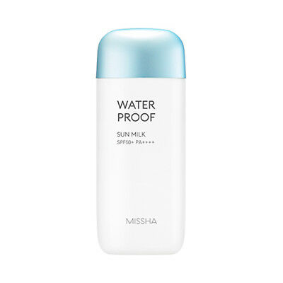 [MISSHA] All Around Safe Block Waterproof Sun Milk - 70ml (New)