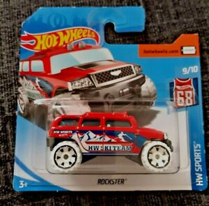 Mattel-Hot-Wheels-Rockster-Nuevo-Sellado