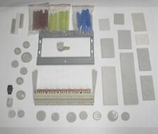 Reparatur SET 40-teilig Elektronik-Paket Unterverteiler Schienen Abdeckungen Lüs