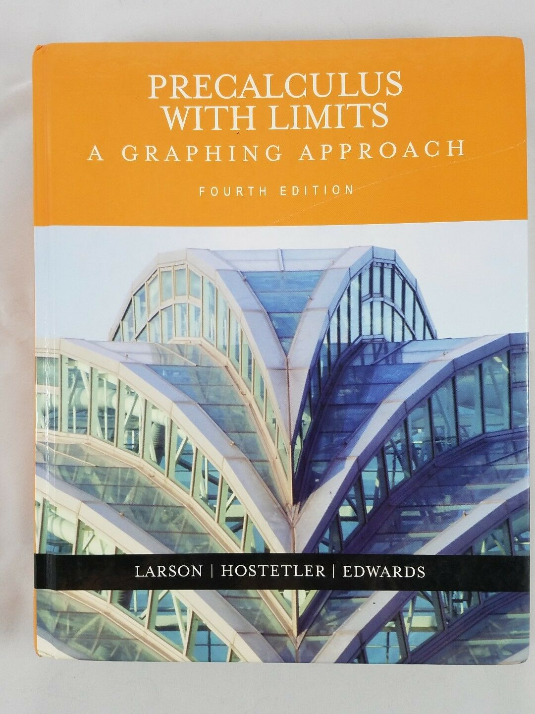 Precalculus With Limits a Graphing Approach Ron Larson