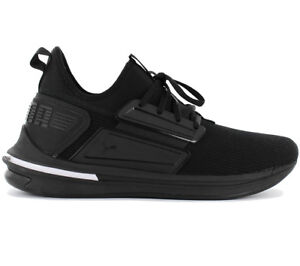 a34fbebd4d2 Puma Ignite Limitless Sr Men s Sneakers Shoes Black Trainers 190482 ...
