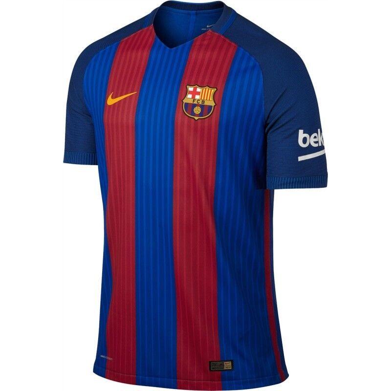 NEU CF CF CF Barcelona orginal NIKE Trikot Fußball Barca S XL mit Patch Spanien 744208