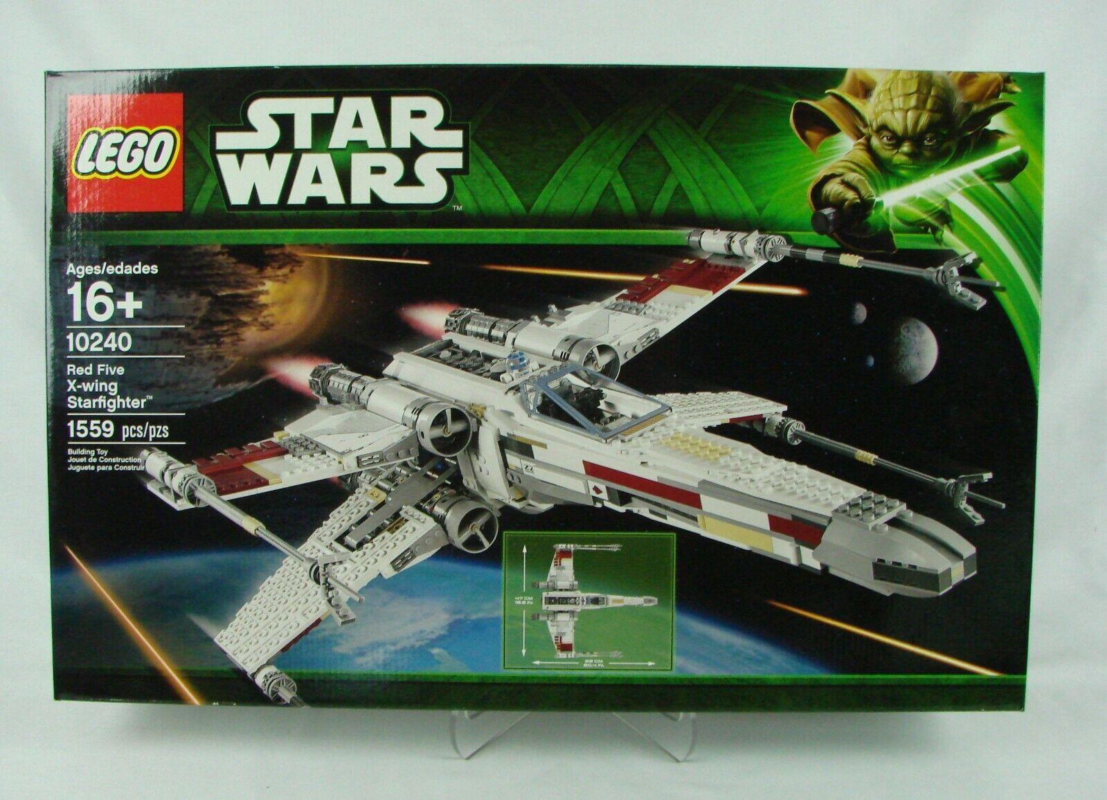 LEGO LEGO LEGO Star Wars UCS  Red Five X-wing Starfighter   (2013) 1559 pcs  NISB a21783