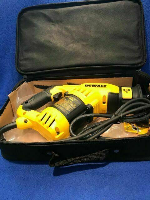DEWALT DWE357 12-Amp Reciprocating Saw