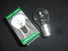 Glühlampe 6V 25/25 W  Moped Glühbirne Lampe Birne 25w passend für S50 S51