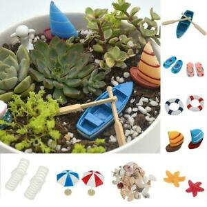 Miniature-Beach-Set-Dollhouse-Outdoor-Garden-Play-Toy-For-Kids-Xmas-Gift-Ho-P4N7