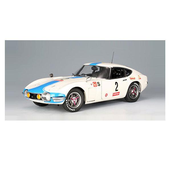 bilkonst 86716 1 18 leksakota 2000 GT 24Hours Fuji 1967