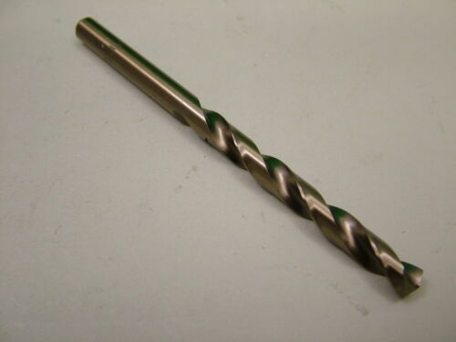 Cobalt HSS twist drill 6.0mm made from solid 5/% cobalt alloy,not just coated