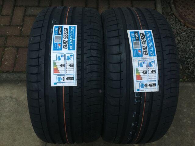 EP tyres Accelera PHI R 25535 ZR19 96Y